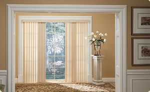 Vertical Blinds PVC Fabric